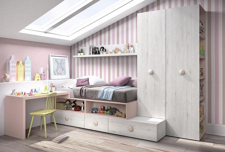 Camas Compactas Muebles Viblas Tienda En Valencia Mueble De Hogar Articulos De Decoracion Y Colchoneria